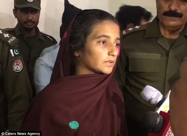 Con dâu Pakistan đầu độc, giết cả họ nhà chồng