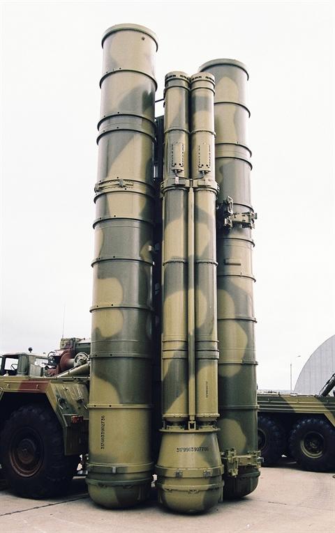 S-400 xuất khẩu không có khả năng bắn mục tiêu bay thấp?