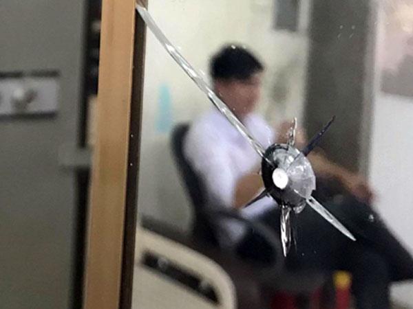 Nhận dạng kẻ nổ súng cướp ngân hàng ở Đăk Lăk