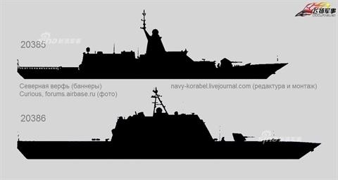 Lộ diện siêu khinh hạm tàng hình mới nhất của Nga