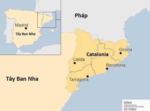Cựu thủ hiến Catalonia từ chối về nước do lo ngại bị bắt giam