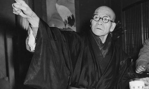 17 lời khuyên của thiền sư số một Nhật Bản
