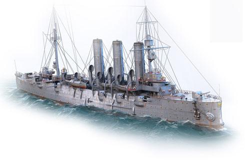 Tuần dương hạm Rạng Đông, biểu tượng Cách Mạng Tháng 10 Nga