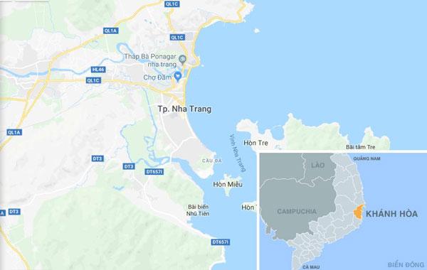 Mưa lớn 2 ngày, Nha Trang phố biến thành sông