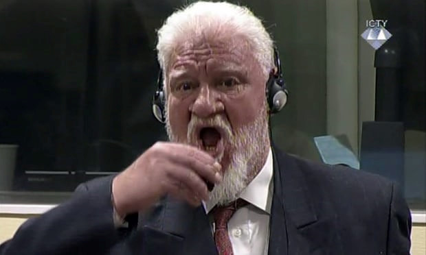 Tướng Bosnia tự tử khi xét xử, tòa quốc tế siết chặt lại an ninh