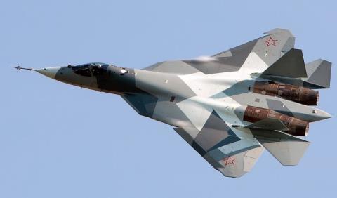 Su-57 có những đặc điểm chưa từng tồn tại trên thế giới