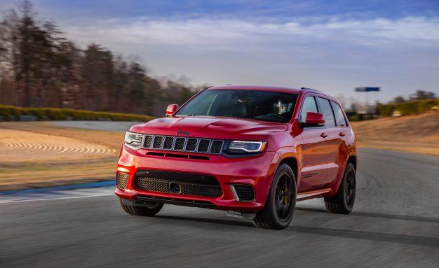 5 mẫu SUV mạnh nhất của Mỹ được mong đợi năm 2018