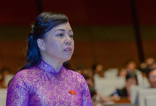 Bộ trưởng Y tế đứng đầu danh sách đề nghị trả lời chất vấn