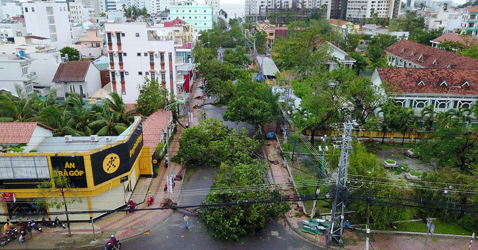 Nha Trang tan hoang chưa từng thấy sau hơn 20 năm