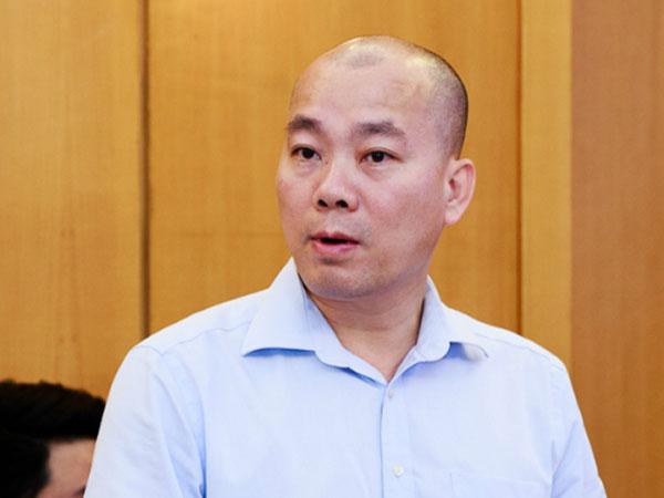 Phó tổng Petrolimex về làm Cục trưởng Xúc tiến thương mại