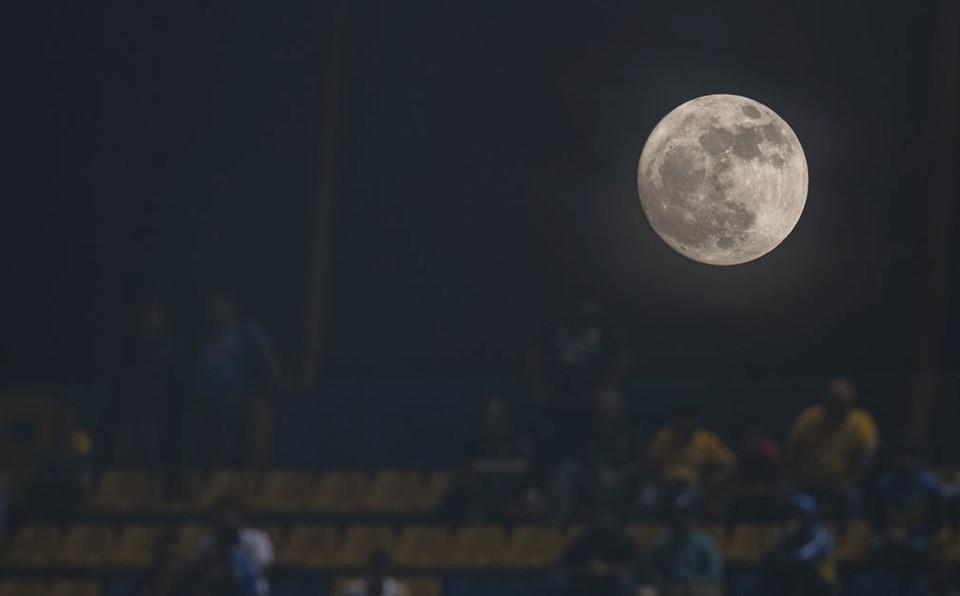 Hình ảnh siêu trăng 2017 trên bầu trời các nước