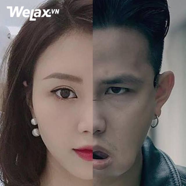 Từ bức ảnh ghép đôi hoàn hảo của vợ chồng Song - Song, dân mạng rần rần đi soi tướng phu thê cho sao, hot girl Việt!