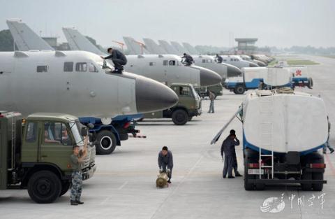 Báo Mỹ: H-6K Trung Quốc chỉ được dùng để dọa người
