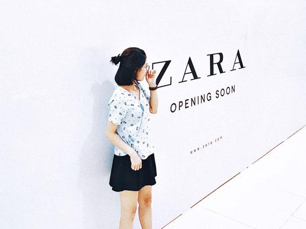 Bị nợ lương 3 tháng, công nhân Zara gắn lời kêu cứu lên mác quần áo