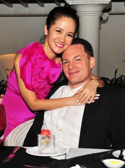 Lý do gì khiến nhiều sao nữ Việt chọn yêu và cưới đàn ông Tây?