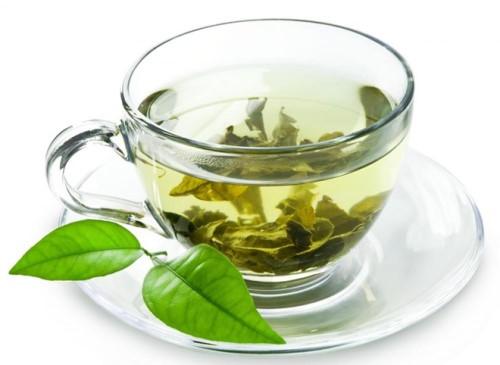 Thai phụ uống trà xanh và collagen có hại không?