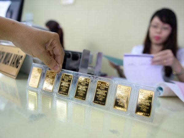 Ngân hàng Nhà nước hướng đến độc quyền huy động vàng miếng