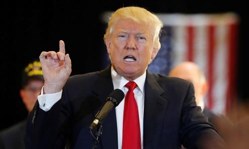 Ông Trump nói Nhật Bản nên bắn hạ tên lửa Triều Tiên bay qua