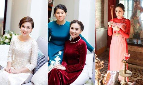 Cuộc sống sau hôn nhân của MC Mai Ngọc: Xinh đẹp, giàu sang và ngôn tình phát hờn