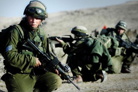 5 vũ khí răn đe cả Trung Đông của Israel