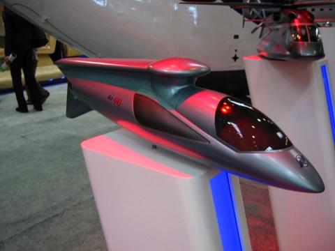 Nga sản xuất trực thăng bay 900km/h