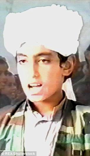 Con trai bin Laden bất ngờ lộ mặt sau chục năm
