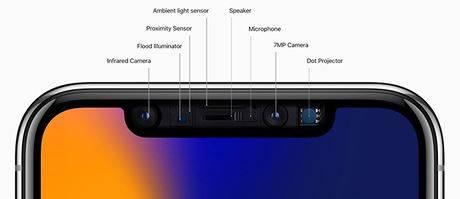 Face ID trên iPhone X sẽ ngừng hoạt động khi pin xuống dưới mức 10%
