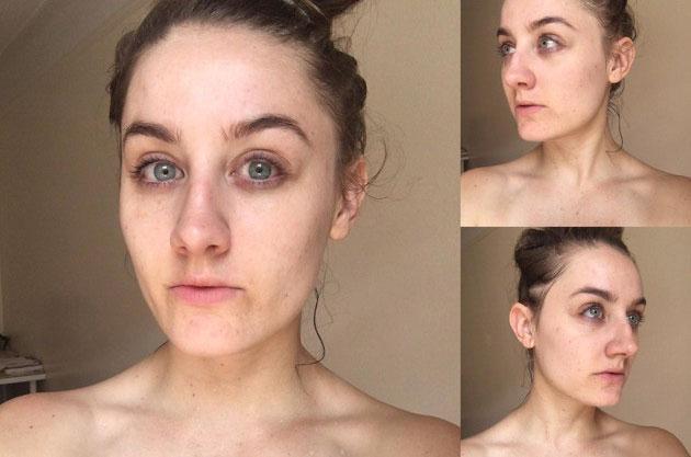 Cắt bỏ một thứ duy nhất trong quy trình chăm sóc da, cô gái nhận lại kết quả mỹ mãn không thể ngờ