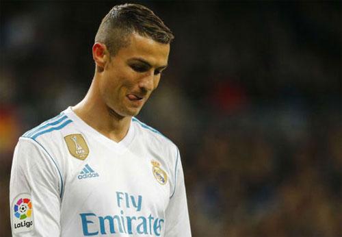 Ronaldo hứa với đồng đội sẽ đoạt ngôi Vua phá lưới La Liga