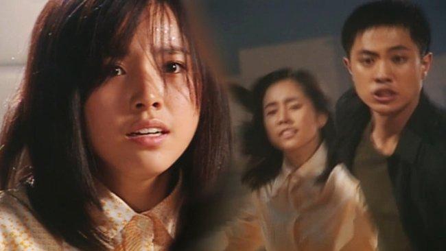 Gần bằng tuổi nhưng nhan sắc sao Hàn lại cách nhau một trời một vực khi đóng chung phim