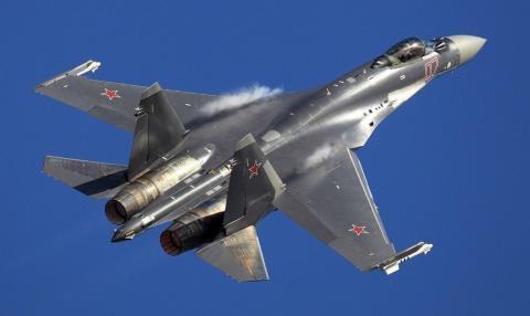 Nga kỳ vọng xuất khẩu Su-35 sang Việt Nam