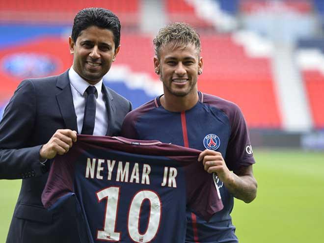 PSG nguy cơ bị đuổi khỏi cúp C1: Hối không kịp thương vụ thế kỷ Neymar