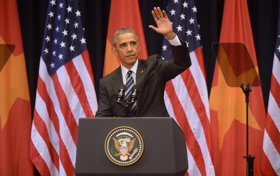 Nhìn lại chuyến thăm lịch sử của TT Obama tới Việt Nam