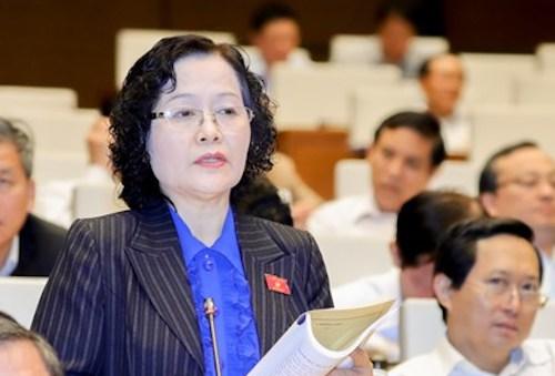 Đại biểu Quốc hội: Bổ nhiệm thần tốc cán bộ nữ không phải là bình đẳng giới