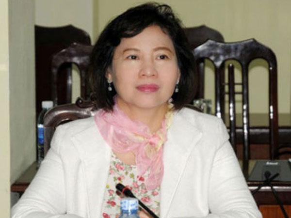 Nhà cựu Thứ trưởng Hồ Thị Kim Thoa kiếm vài triệu USD