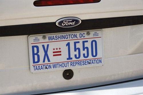 Biển số xe Quái thú của Tổng thống Mỹ mang thông điệp gì?