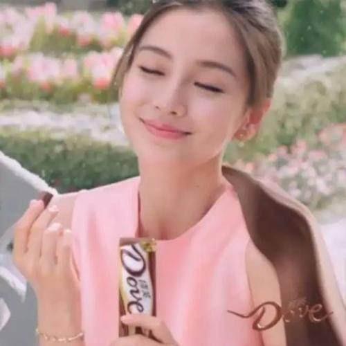 Sự nghiệp khởi sắc, Triệu Lệ Dĩnh cướp luôn hợp đồng quảng cáo của vợ chồng Angela Baby - Huỳnh Hiểu Minh?