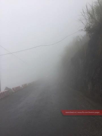 Hà Giang: Hai phượt thủ lao xuống vực vì đi trong sương mù
