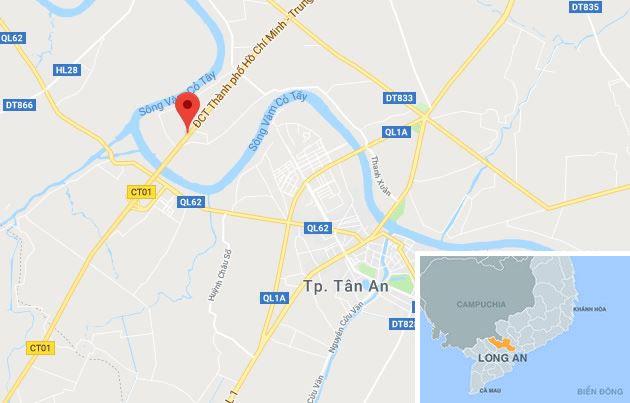 Tai nạn liên tiếp trên cao tốc TP.HCM-Trung Lương, ùn tắc kéo dài
