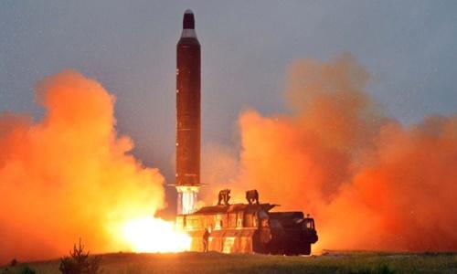 Mỹ - Nhật - Hàn diễn tập theo dõi tên lửa Triều Tiên