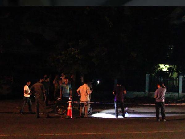 Bình Dương: Một phụ nữ bị truy sát kinh hoàng