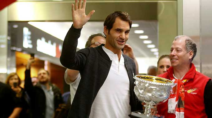 Bộ phim về Federer sắp công chiếu