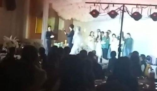 Cô dâu tức nôn ra máu vì đám cưới bị trang trí chẳng khác nào đám ma