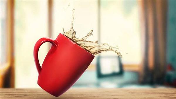 Vết ố bẩn từ trà được giặt sạch bằng cách nào?