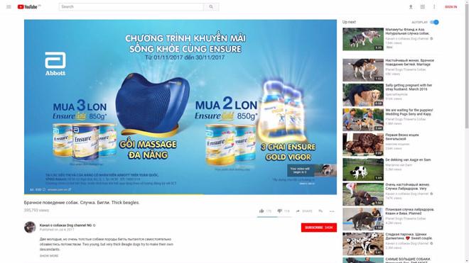 Vinasoy dừng quảng cáo, Vietjet Air gửi tối hậu thư cho YouTube