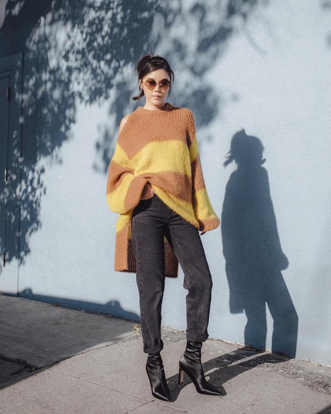Càng vào cuối năm, street style các quý cô châu Á lại càng hay ho, thú vị