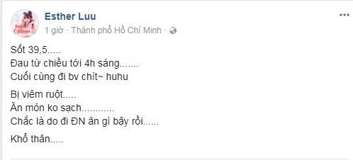 Hari Won lại vào viện lúc 4 giờ sáng khiến các fan lo lắng