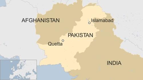 Đánh bom tự sát tại nhà thờ ở Pakistan, 8 người thiệt mạng