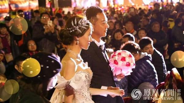 Đám cưới khủng dịp cuối năm: Chi gần 3 tỷ đồng, bày 600 mâm cỗ giữa đường quốc lộ