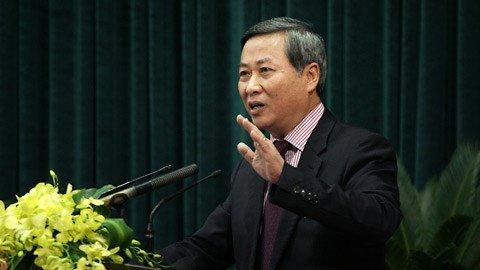 Nguyên Phó chủ tịch Hà Nội Phí Thái Bình thoát tội